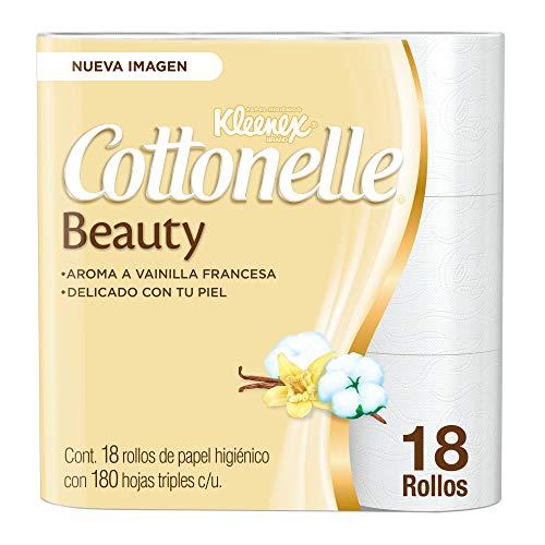 Papel Higienico marca Kleenex Cottonelle