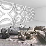 ZPDM 3D Schälen und Einfügen Wandgemälde 15 Größen Vliesstoff oder Vinyl Wandgemälde - Modern kreativ geometrisch Muster - Fototapete Design Tapete Fototapeten Vlies Tapeten Vliestapete Wandtapete Mod