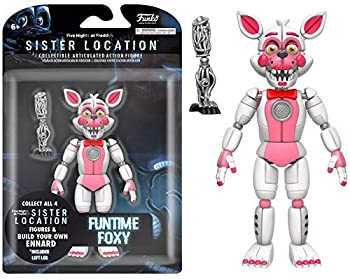 Funko Five Nights at Freddy s Funtime Foxy Articulated Action Figure 5