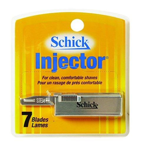 Schick Plus Injector Blades-7 ct, 2 pk