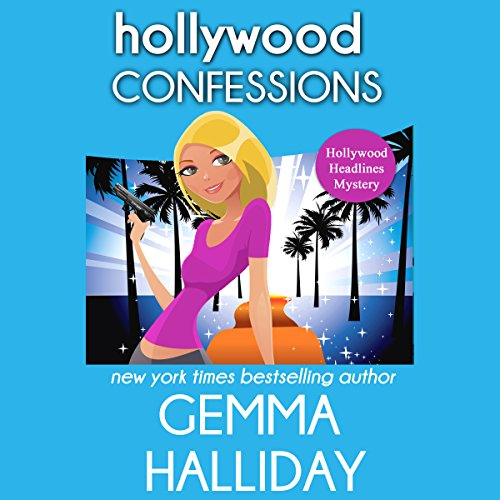 Hollywood Confessions audiobook cover art