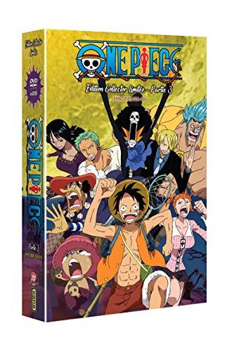 One Piece - Intégrale Partie 3 [Francia] [DVD]