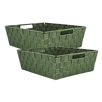 Best woven nylon laundry basket Reviews