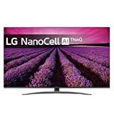 LG 49SM8200PLA Nanocell AI Smart TV, 49 inch, 4K Active HDR, DTS Virtual:X, Google Assistant e Alexa...