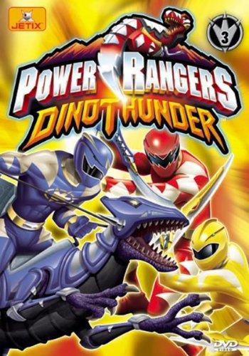 Power Rangers - Dino Thunder Vol. 3 (Episoden 07-10)