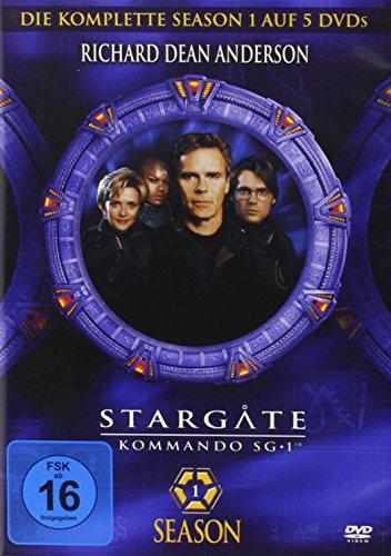 Stargate Kommando SG-1 - Season 01 [5 DVDs]