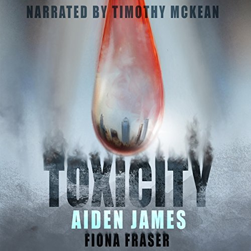 Toxicity cover art