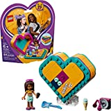 LEGO Friends Andrea's Heart Box 41354 Building Kit (84 Pieces) (Discontinued by Manufacturer)