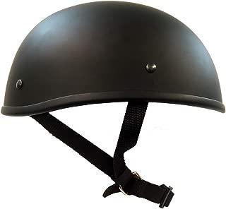 no mushroom head motorcycle helmet