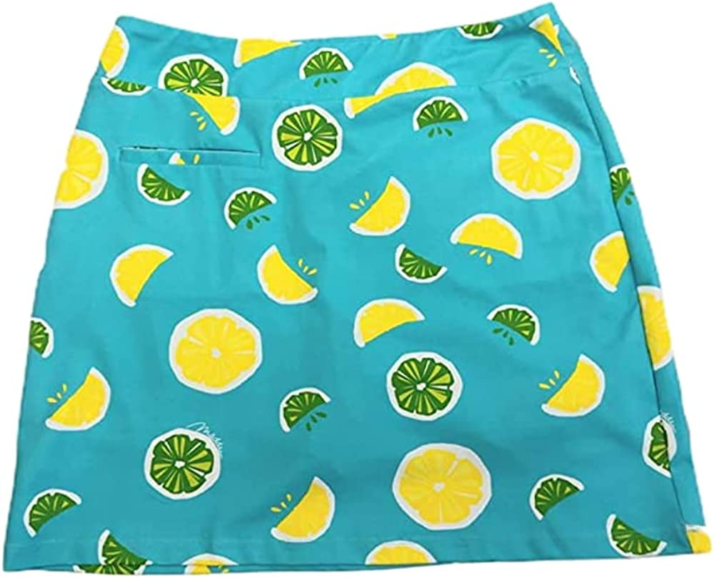 Melly Animer and price revision M Women's Golf Skort Size Small Fort Worth Mall Turquoise Lulu -
