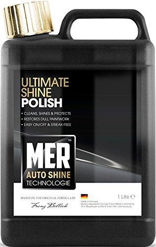 MER MASUP1 Ultimate Shine Polish - Producto abrillantador, 1 l