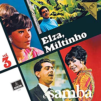 Elza, Miltinho E Samba (Vol. 3)
