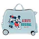 Disney Always Original Maleta Infantil Azul...