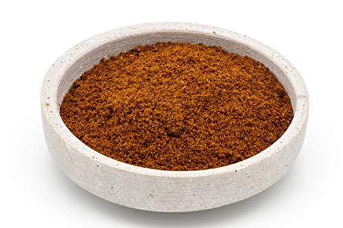 Bio Sanddorn Pulver – 200g – Vollfruchtpulver aus ganzen, sonnengetrockneten, ungesüßten und gereinigten Früchten – Rohkost – Aus usbekischer Wildsammlung