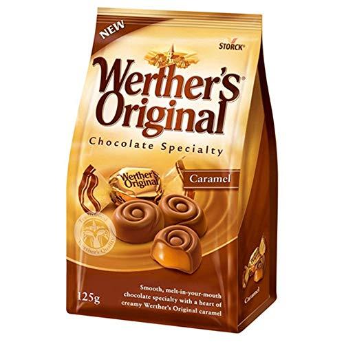 ヴェルタースオリジナル キャラメルチョコレート キャラメル 125g×2袋【沖縄は一部送料負担あり】