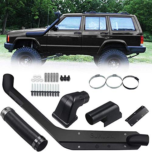 Anbull Compatible with Jeep Cherokee XJ Snorkel Kit for Jeep Cherokee XJ 1984-2001 Petrol AMCI6 4.0L-I6