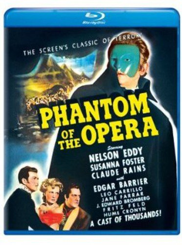 Phantom of the Opera (1943) [Blu-ray]