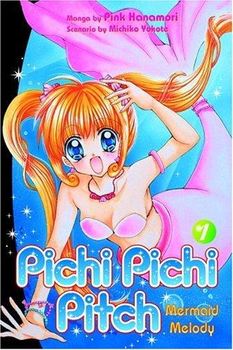Pichi Pichi Pitch 1: Mermaid Melody