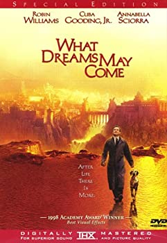 DVD What Dreams May Come Book