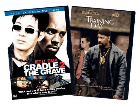 Cradle 2 the Grave & Training Day [Reino Unido] [DVD]