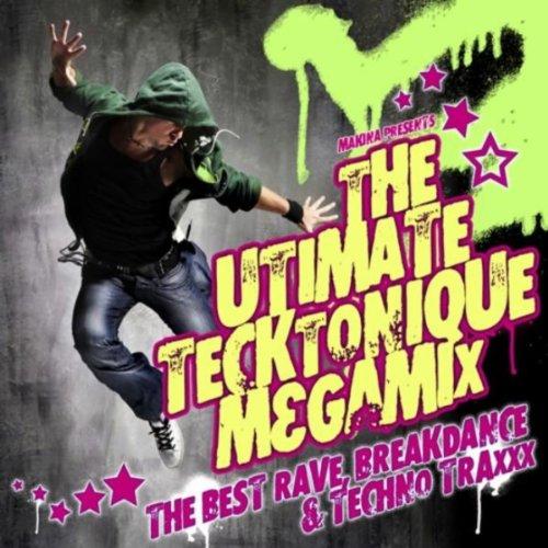 DJ Makina - The Ultimate Jump-Tonic Megamix