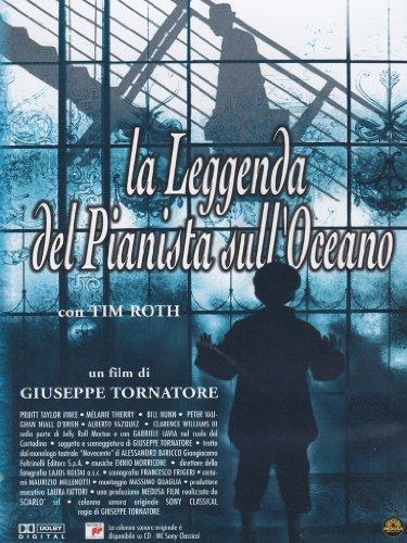 La leggenda del pianista sull'oceano [Italia] [DVD]