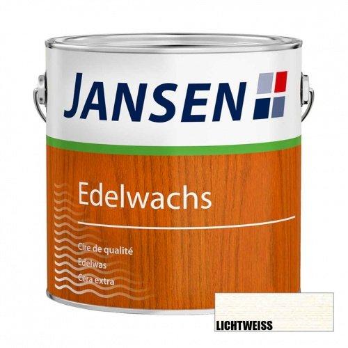 Jansen Edelwachs lichtweiss 5l   Holzwachs   Lasur