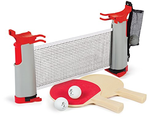Amazing Deal EastPoint Sports Everywhere Table Tennis Set with Molded Paddles