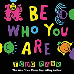 be who you are book