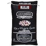 Guillermo Judía Pinta León Alubia Gourmet Calidad Extra Saco 500 g (LEGUGUI-2003)