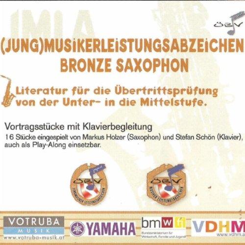 Hokus Pokus (Play Along Version/Jungmusikerleistungsabzeichen Bronze Saxophon)