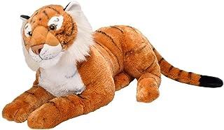 "Wild Republic Jumbo Tiger, Giant Stuffed Animal, Plush Toy, Gifts for Kids, Jumbo Cuddlekins, 30"" (19547)"