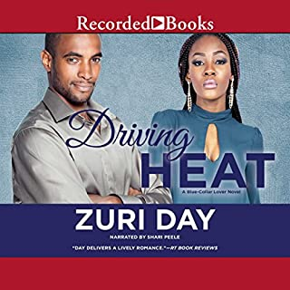 Driving Heat audiobook cover art