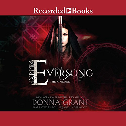 Eversong audiobook cover art