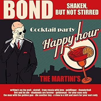 Bond, Shaken, but Not Stirred
