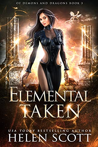 Elemental Taken (Of Demons and Dragons Book 3) (English Edition)