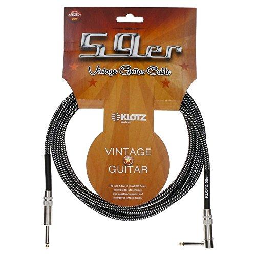 Klotz vina600–Kabel, Instrument, 6m lang