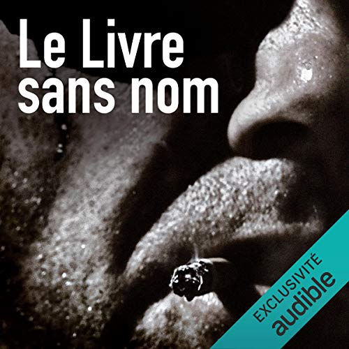 Le livre sans nom audiobook cover art