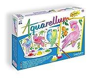 Aquarell-Malerei - Aquarellum Junior Papageien