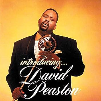 Introducing ... David Peaston