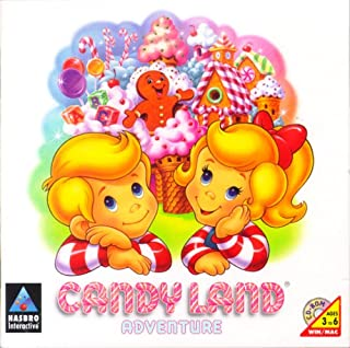 Candy Land Adventure (Jewel Case) - PC/Mac
