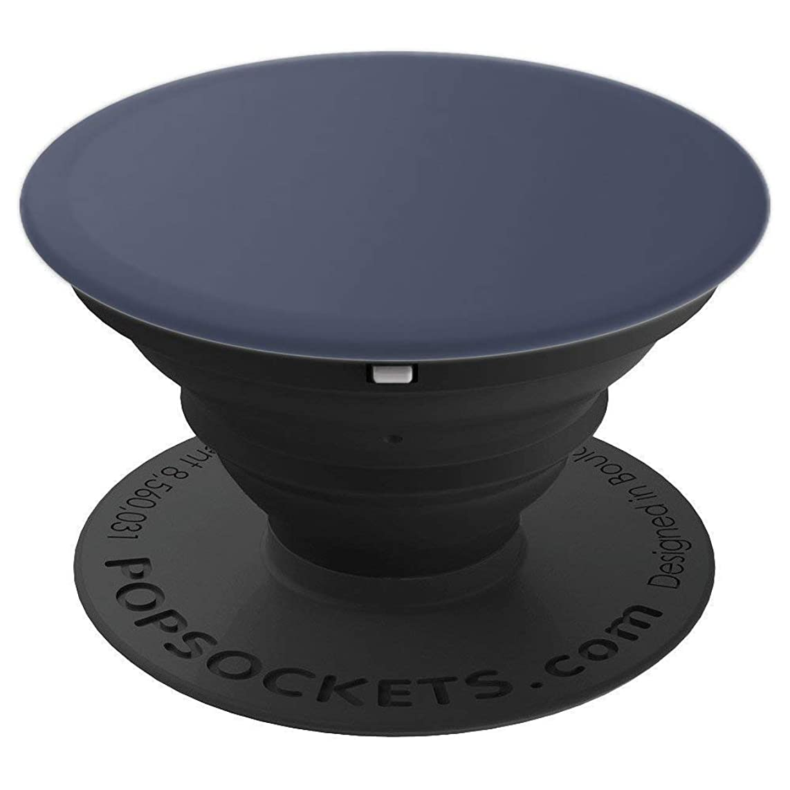 Plain Navy Blue Phone Popper - PopSockets Grip and Stand for Phones and Tablets