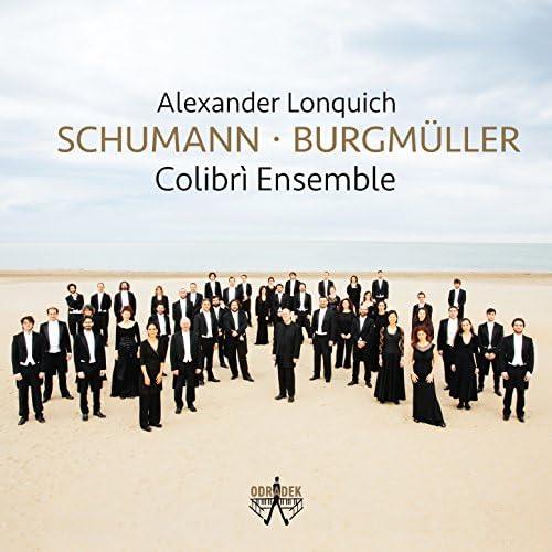 Alexander Lonquich & Colibrì Ensemble