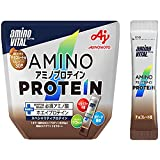 味の素 アミノバイタル アミノプロテイン チョコレート味 30本入パウチ