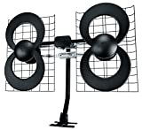 Antennas Direct Clearstream 4 TV Antenna, 70+ Mile Range, UHF,...