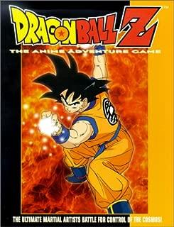 dragon ball z the anime adventure game