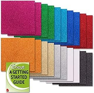 Cricut Glitter Cardstock Samplers Bundle