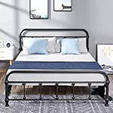 Best Bed With No Noises - Metal Bed Frame Queen with Headboard and Footboard Review