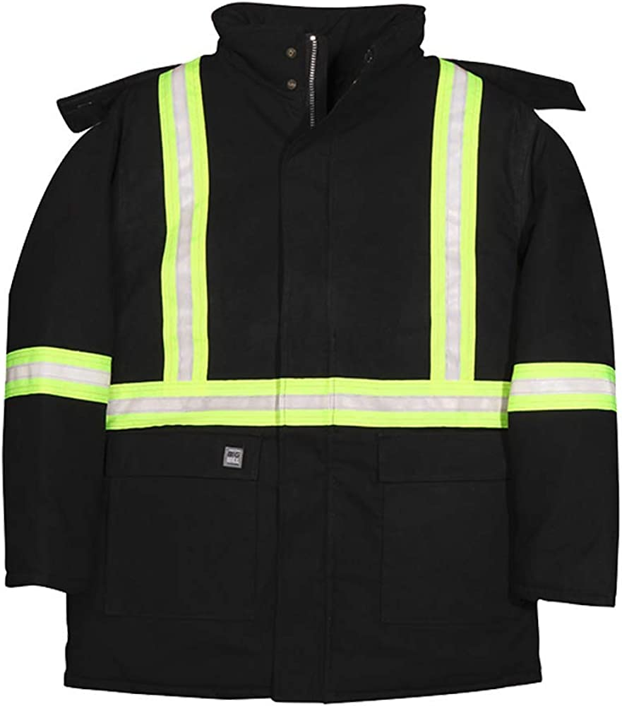 Big Bill Workwear Men's 303ART Winter Parka with Reflective Material - Made in Canada
