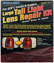 Blue Star Large Tail Light Lens Repair Kit (Red)
